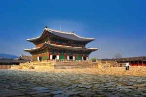 Cung dien Hoang gia Kyong-bok