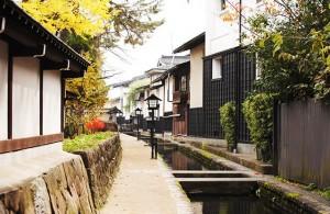 Đến Gifu, khám phá thiên nhiên, lịch sử 2