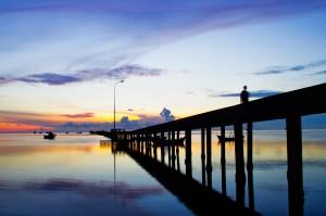 Đến Phú Quốc ngắm làng chài ven biển 1