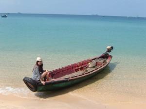 Đến Phú Quốc ngắm làng chài ven biển 2