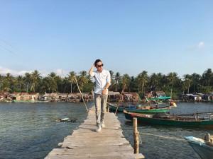 Đến Phú Quốc ngắm làng chài ven biển 3