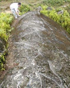 Đi tìm những hình khắc bí ẩn trong chuyến du lịch Cao nguyên đá Đồng Văn 1