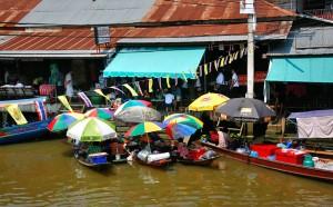 Chợ nổi Amphawa Thái Lan Đến là mê 1