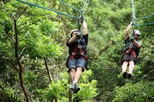 Trải nghiệm trò chơi mạo hiểm khi đến du  lịch Thái Lan 3