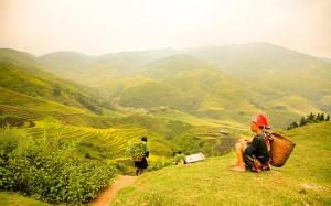 Du lịch Tây Bắc, chinh phục đỉnh núi cao nhất Việt Nam 2