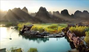 Phượng Hoàng Cổ Trấn - Du lịch Trung Quốc vào dịp tết