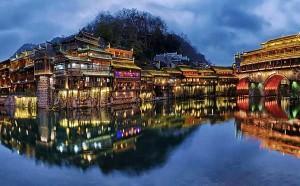 Trương Gia Giới - Du lịch Trung Quốc vào dịp tết