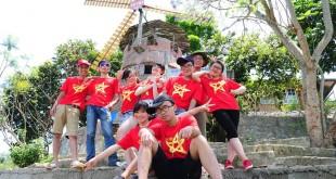 Đảo cối xay gió - Thung Nai -Hòa Bình