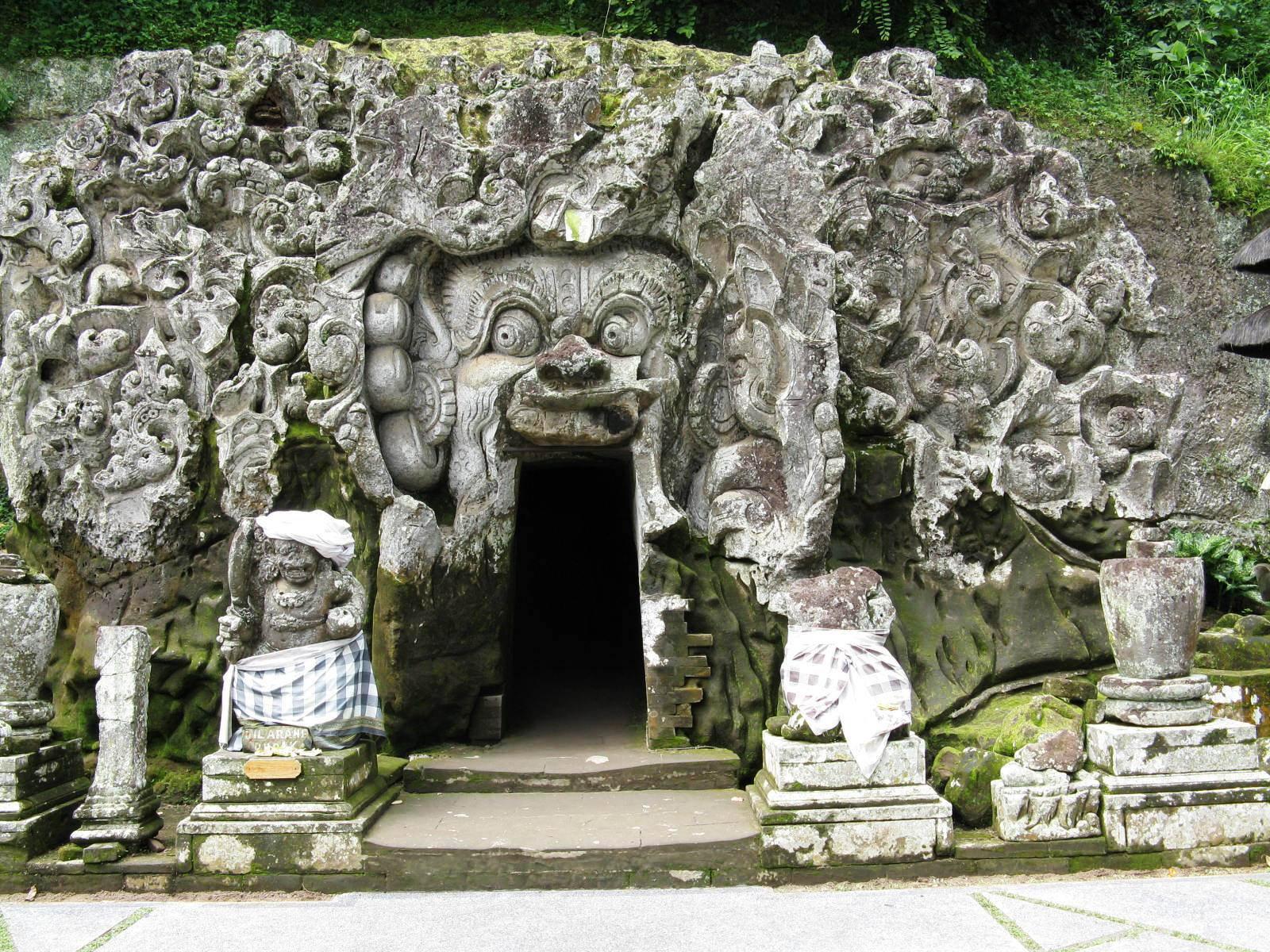 Hang động Goa Gajah Gianyar